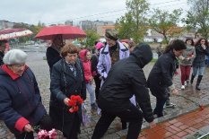 72-ая годовщина освобождения Сортавала от немецко-фашистских захватчиков