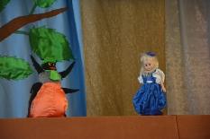 Куклина школа в г. Сортавала